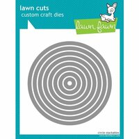 Lawn Fawn - Lawn Cuts - Dies - Circle Stackables