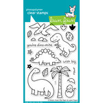Lawn Fawn - Clear Photopolymer Stamps - Critters from the Past