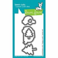 Lawn Fawn - Lawn Cuts - Dies - Happy Trails