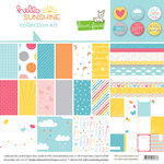 Lawn Fawn - Hello Sunshine Collection - 12 x 12 Collection Kit
