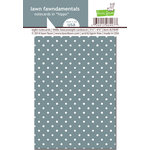 Lawn Fawn - Lawn Fawndamentals - Polka Dot Notecards - Hippo