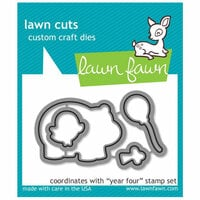 Lawn Fawn - Lawn Cuts - Dies - Year Four