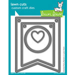 Lawn Fawn Lawn Cuts Stitched Party Banners Dies