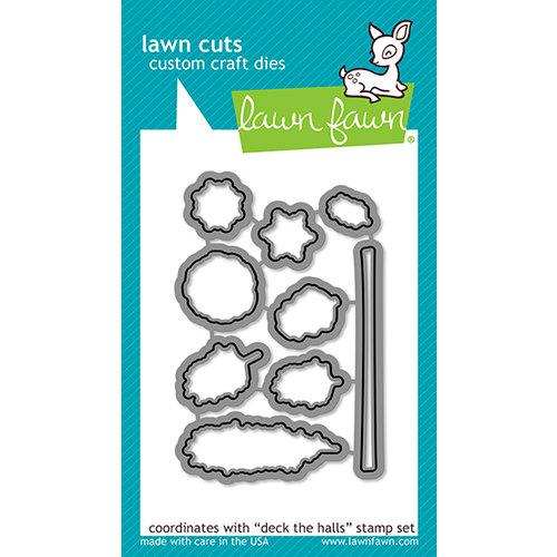 Lawn Fawn - Lawn Cuts - Dies - Deck the Halls