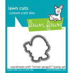 Lawn Fawn - Lawn Cuts - Dies - Winter Penguin