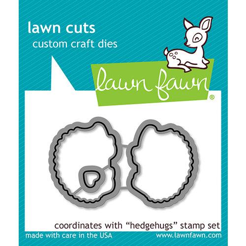Lawn Fawn - Lawn Cuts - Dies - Hedgehugs