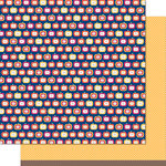Lawn Fawn - Sweater Weather Collection - 12 x 12 Double Sided Paper - Crisp