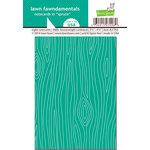 Lawn Fawn - Woodgrain Notecards - Spruce Woodgrain