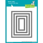 Lawn Fawn Lawn Cuts Large Stitched Rectangle Stackables Dies