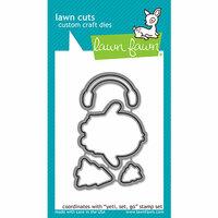 Lawn Fawn - Lawn Cuts - Dies - Yeti, Set, Go