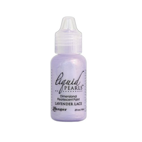Ranger Ink - Liquid Pearls - Dimensional Paint - Lavender Lace