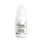 Ranger Ink - Liquid Pearls - Dimensional Paint - White Opal