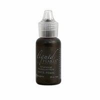 Ranger Ink - Liquid Pearls - Dimensional Paint - Onyx Pearl