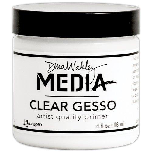 Dina Wakely Clear Gesso