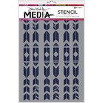 Ranger Ink - Dina Wakley Media - Stencils - Arrows