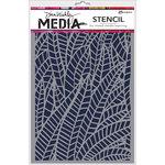 Ranger Ink - Dina Wakley Media - Stencils - Jungle