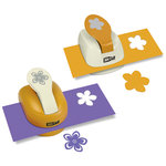 McGill - Paper Punch - Silhouettes and Shadow - Flower Set