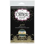 Therm O Web - Glitter Dust - Photo Corners - Gold - 84 Corners