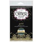 Therm O Web - Glitter Dust - Photo Corners - Gold - 84 Corners