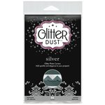 Therm O Web - Glitter Dust - Photo Corners - Silver - 84 Corners