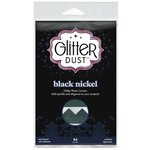 Therm O Web - Glitter Dust - Photo Corners - Black Nickel - 84 corners