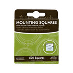 Therm O Web - Mounting Squares - White - 500 Squares