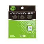 Therm O Web - Mounting Squares - White 750 Squares