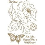 Marion Smith Designs - Clear Acrylic Stamps - Curios