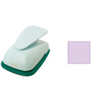 Marvy Uchida - Clever Lever Craft Punch - Extra Giga - Square - 3.5 Inches
