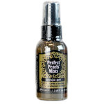 Ranger Ink - Perfect Pearls Mist - 2 Ounce Bottle - Heirloom Gold