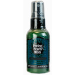 Ranger Ink - Perfect Pearls Mist - 2 Ounce Bottle - Blue Patina