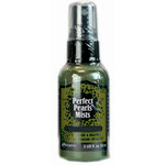 Ranger Ink - Perfect Pearls Mist - 2 Ounce Bottle - Green Patina