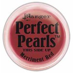 Ranger Ink - Perfect Pearls - Pigment Powder - Merriment Red