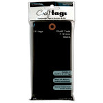 Ranger Ink - Inkssentials - Craft Tags - Size Number 12 - Black