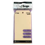 Ranger Ink - Inkssentials - Craft Tags - Size Number 10 - Manila