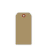 Ranger Ink - Inkssentials - Craft Tags - Size Number 5 - Kraft