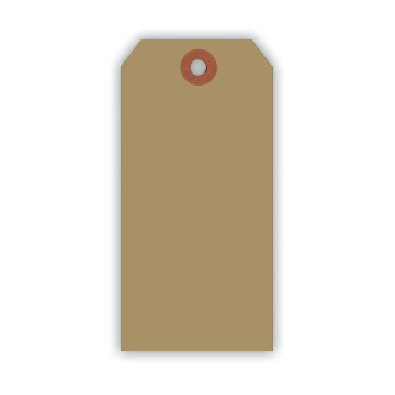 Ranger Ink - Inkssentials - Craft Tags - Size Number 8 - Kraft