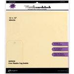 Ranger Ink - Inkssentials - 12 x 12 Cardstock Pack - Manila