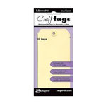 Ranger Ink - Inkssentials - Craft Tags - Size Number 5 - Manila