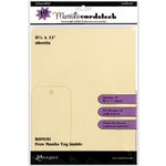 Ranger Ink - Inkssentials - 8.5 x 11 Cardstock Pack - Manila
