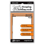 Ranger Ink - Inkssentials - Specialty Stamping Paper - Artist Trading Cards