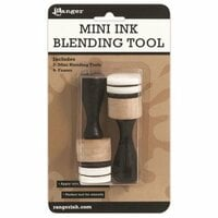 Ranger Ink - Tim Holtz - Mini Ink Blending Tool - Round