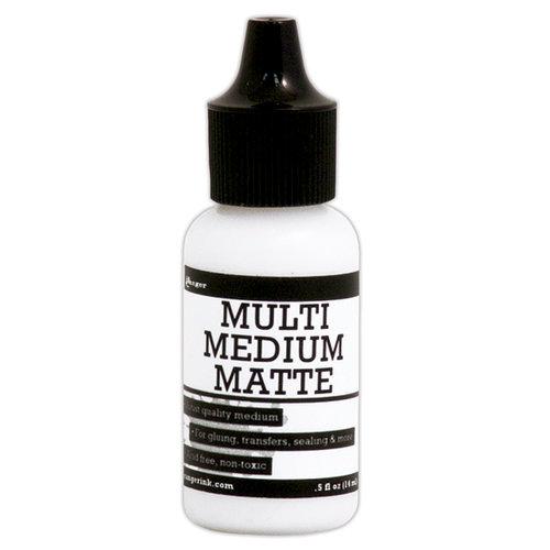 Ranger Ink - Multi Medium - Matte - .5 Ounce