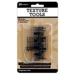Ranger Ink - Texture Tools - 6 Piece Set