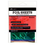 Ranger Ink - Foil Sheets - Basics - 10 Sheets