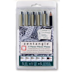 Sakura - Zentangle Pen Set - 11 Pieces