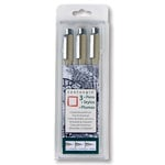 Sakura - Zentangle Pen Set - 3 Pieces