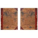 7 Gypsies - Binderie - Board Book Cover - Gypsy