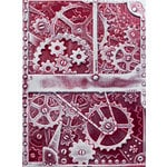 Spellbinders - M-Bossabilities Collection - Embossing Folders - 3-Dimensional - Creative Cogs