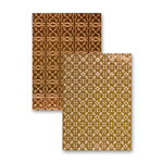 Spellbinders - M-Bossabilities Collection - Embossing Folders - Imperial